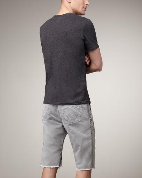 Travis Cut-Off Chino Shorts