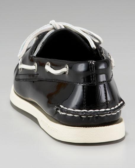 A/O Patent Boat Shoe