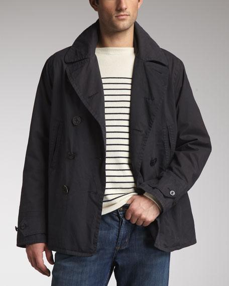 Deckhouse Pea Coat