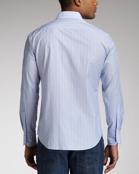 Solomon Striped Shirt