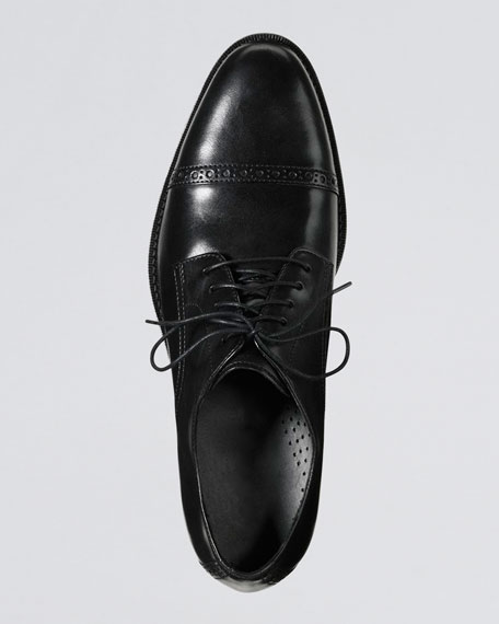 Air Madison Cap-Toe, Black