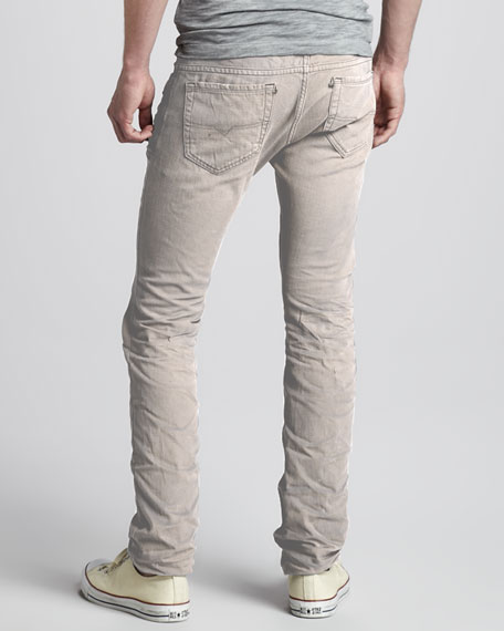 Thavar Blue-Gray Jeans