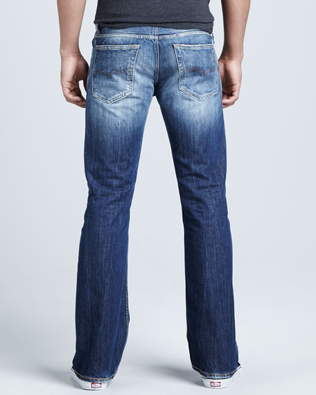 Fanker 008B9 Boot-Cut Jeans