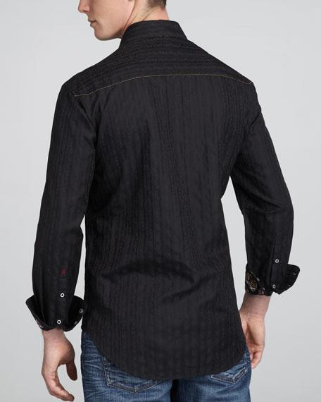 Ballew Striped Sport Shirt