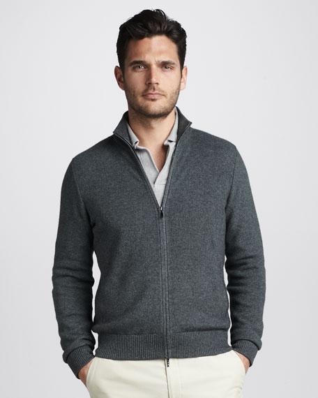 Cashmere/Silk Sweater
