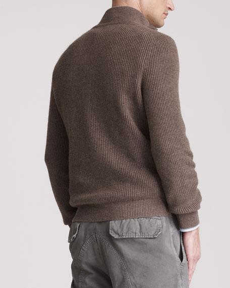 Henley Sweater, Corteccia
