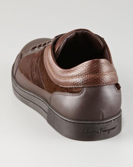 Alf 2 Calf Hair Sneaker