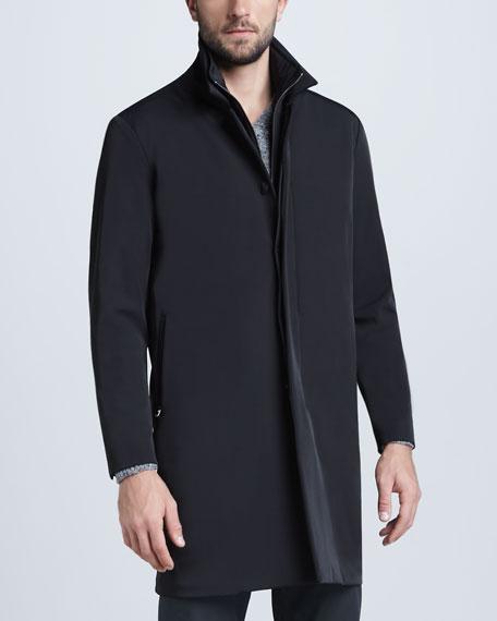 Three-In-One Coat