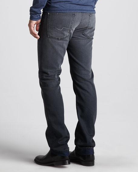 Slimmy Gray Harbor Jeans