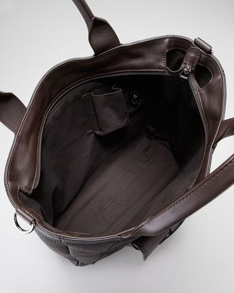 Alpha Shoulder Tote Bag