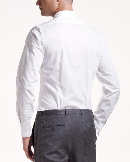 Lava Stretch-Cotton Shirt