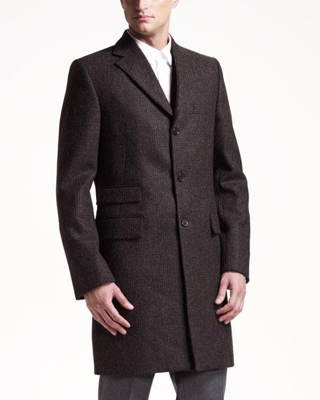 Vivaldi Plaid Coat