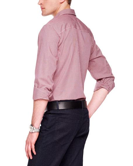 Check Woven Shirt