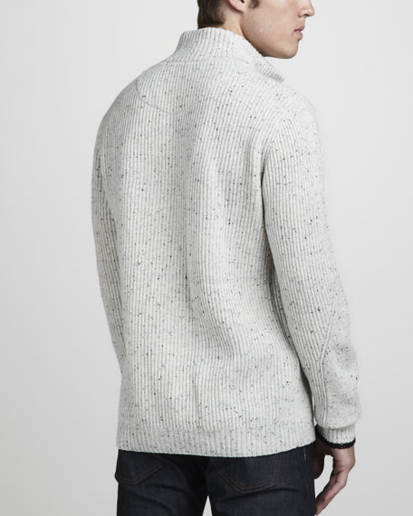 Hampton Half-Zip Sweater