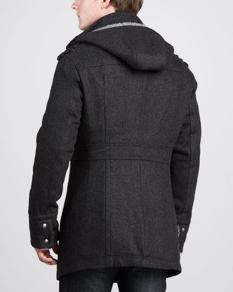 Montague -Trim Jacket