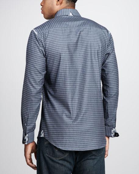 Sir Comfy Sport Shirt, Navy
