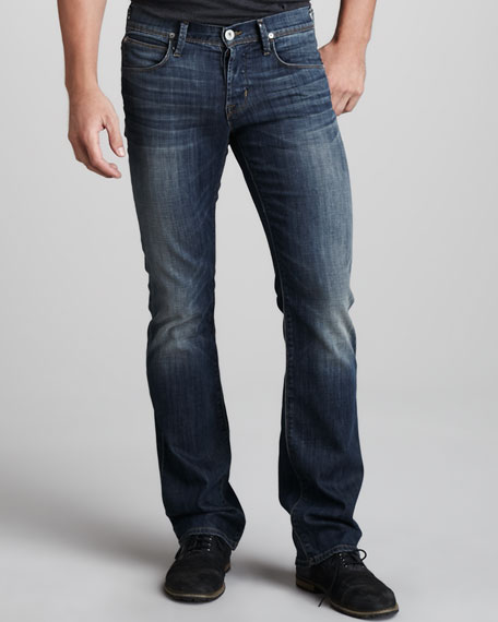 Clifton Boot-Cut Roadstarr Jeans