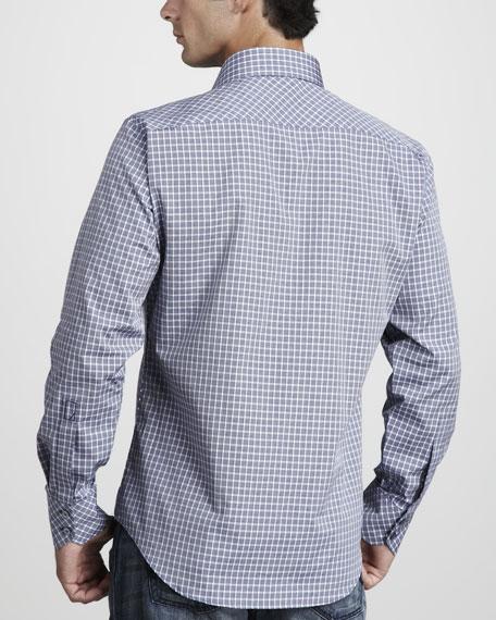 Foster Check Sport Shirt