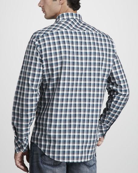 Darren Check Sport Shirt