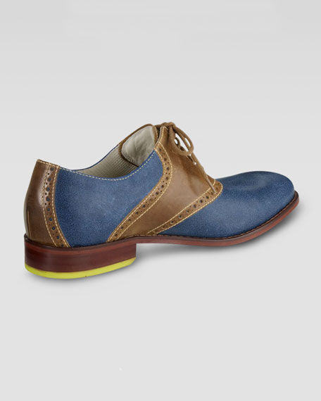 Air Colton Saddle Shoe