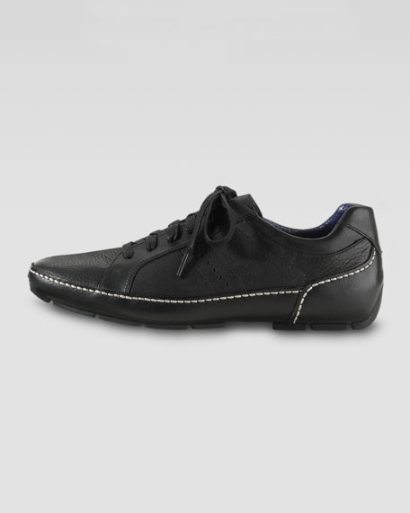Air Mitchell Sneaker, Black