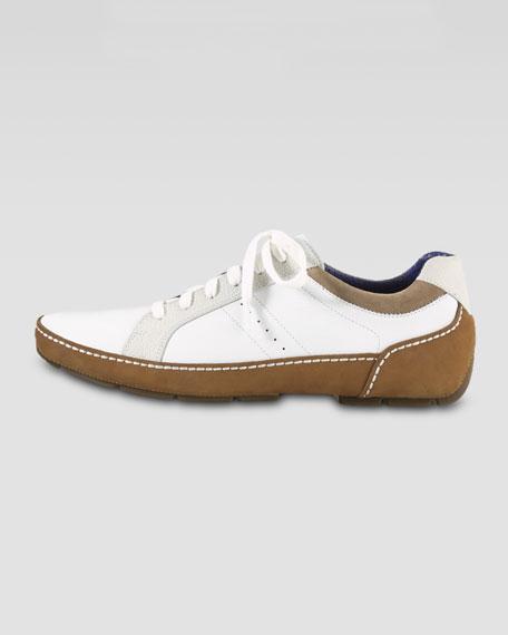 Air Mitchell Sneaker, White