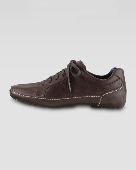 Air Mitchell Sneaker, Dark Brown