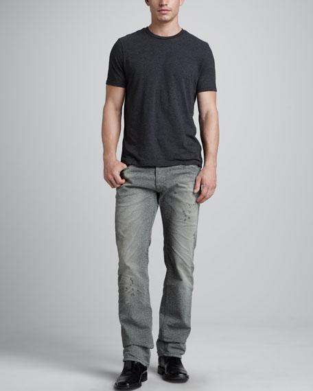 Safado Striped Jeans