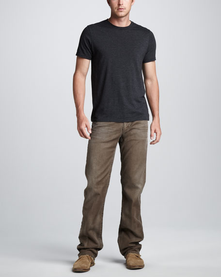 Sid Classic Jeans, Mahogany