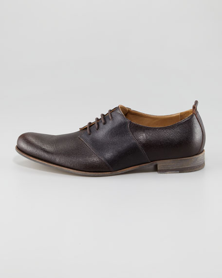 Distressed Saddle Shoe