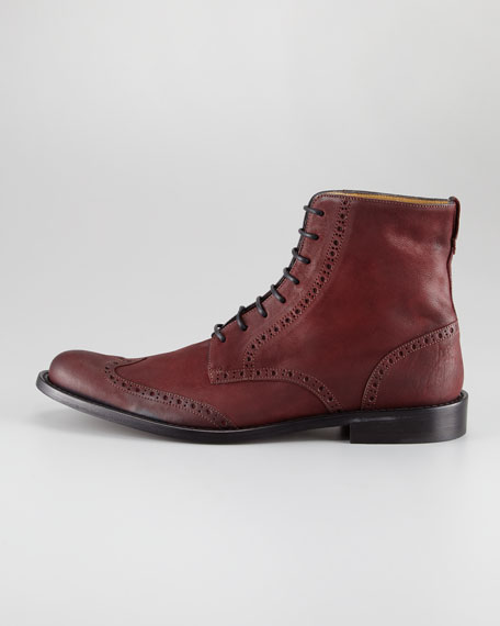 Olden Wing-Tip Boot