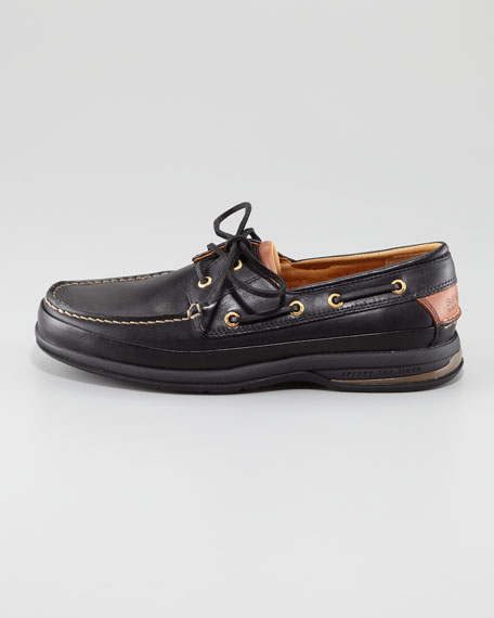 Gold Cup ASV Two-Eye Boat Shoe