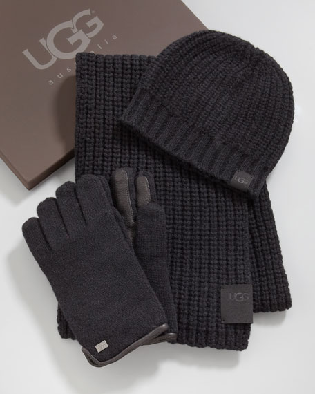 Hat Scarf & Gloves Box Set