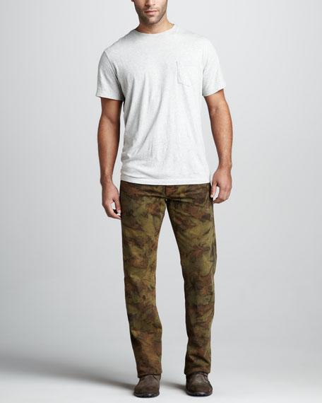Ricky Military Tie-Dye Jeans