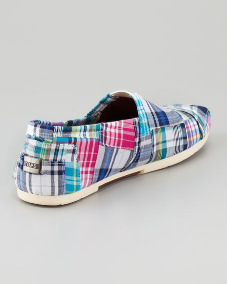 Adair Madras Slip-On