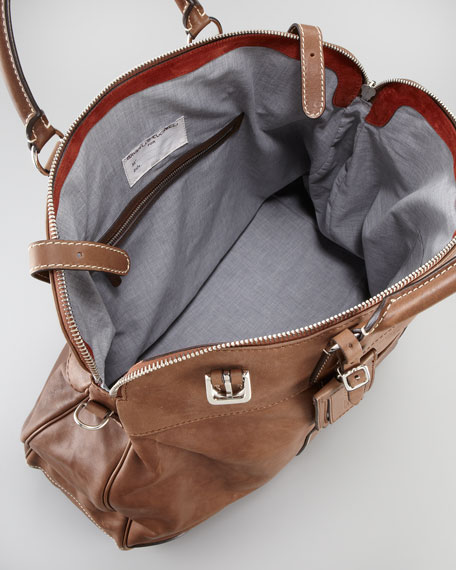 Zip-Around Weekender Bag