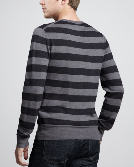 Striped Merino Sweater