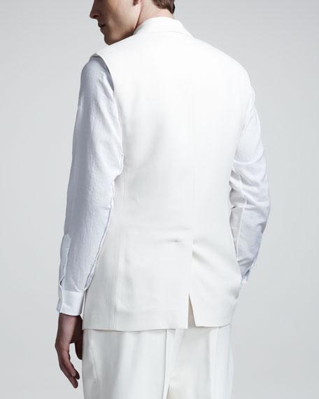 No-Sleeve Blazer