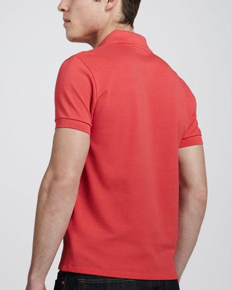 Half-Medusa Polo, Red