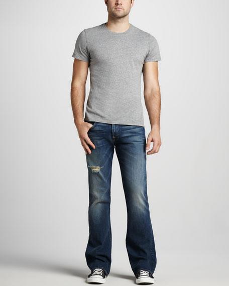 Brett A-Pocket Ocean Mist Jeans