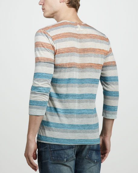 Saro Striped Henley