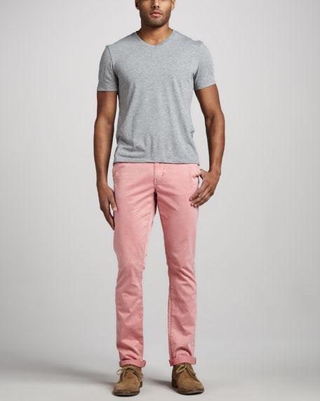 Brixton Slim Mauve Jeans