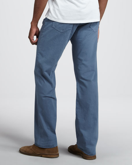 Protege Classic Straight Jeans, Ocean