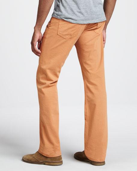 Protege Classic Straight Jeans, Orange