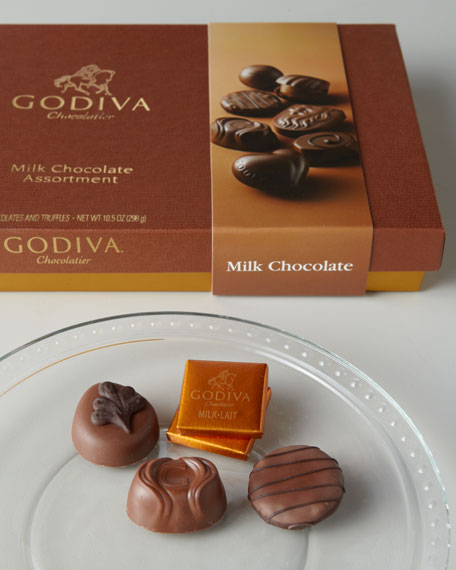 Large Milk Chocolate Assortment
