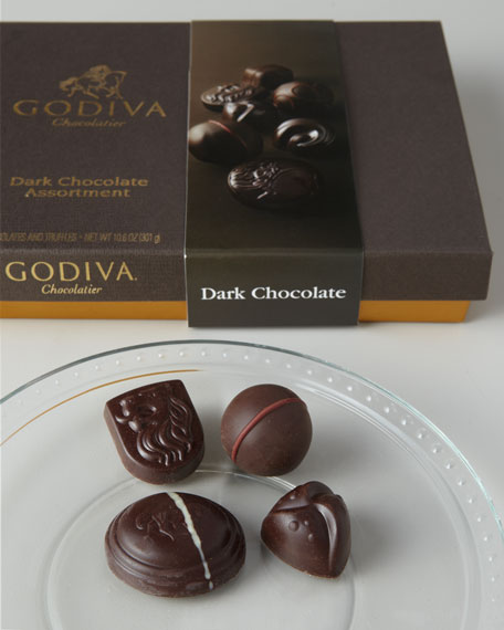 Large Dark Chocolate Assortment