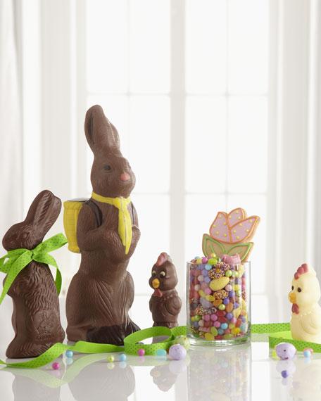 """Bertie the Bunny"" Chocolate Rabbit"