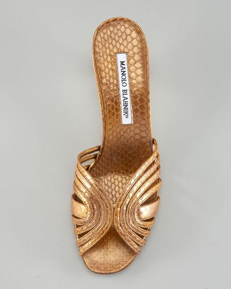 Carimo Slide, Gold