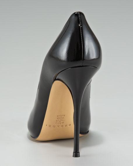 Patent Pump, Black
