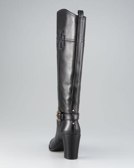 Blair Mid-Heel Boot